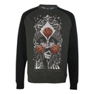 Protest The Hero - Refuse (Carcoal Heather/Black) (Sweat) [入荷予約商品]