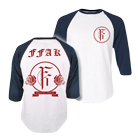 Fit For A King - Roses (Navy/White) (Baseball) [入荷予約商品]