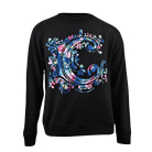 Chiodos - Floral Logo (Sweat) [入荷予約商品]