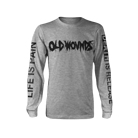 Old Wounds  - Life Is Pain (Heather) (Long Sleeve) [入荷予約商品]