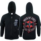 War Of Ages - Broken Axe (Zip Up Hoodie) [入荷予約商品]