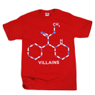 Villains - Pills (Red) [入荷予約商品]