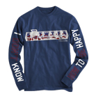 Villains - Pill Organizer (Blue) (Long Sleeve) [入荷予約商品]