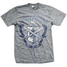 A Day To Remember - University (Grey) [入荷予約商品]