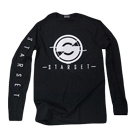Starset - Logo (Black) (Long Sleeve) [入荷予約商品]