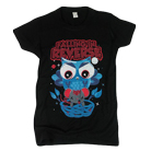Falling In Reverse - Owl [girl's] [入荷予約商品]