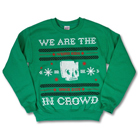 We Are The In Crowd - Weird Kids Xmas (Green) (Sweat) [入荷予約商品]