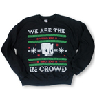 We Are The In Crowd - Weird Kids Xmas (Black) (Sweat) [入荷予約商品]
