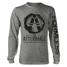 The Afterimage - Emblem (Heather Grey) (Long Sleeve) [入荷予約商品]