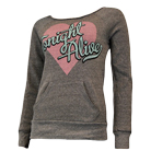 Tonight Alive - Heart Script (Eco Grey) (Sweat) [girl's] [入荷予約商品]