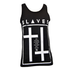 Slaves - Crosses (Tank Top) [入荷予約商品]