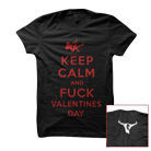 Upon A Burning Body - Keep Calm & Fuck Valentine's Day [girl's] [入荷予約商品]
