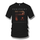 Periphery - Juggernaut Face (Black) [入荷予約商品]