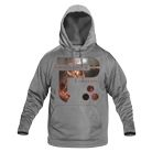 Periphery - Juggernaut (Heather Grey) (Hoodie) [入荷予約商品]
