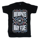 Memphis May Fire - Give Me Love (Floral) [入荷予約商品]