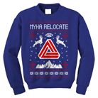 Myka Relocate - Penrose Holiday (Sweat) [入荷予約商品]
