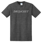 Dryjacket - Logo (Heather Black) [入荷予約商品]