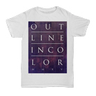 Outline In Color - Purple Paint [入荷予約商品]
