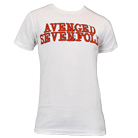 Avenged Sevenfold - Logo (White) [入荷予約商品]