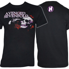 Avenged Sevenfold - Skeleton Gun [入荷予約商品]