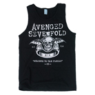Avenged Sevenfold - Welcome To The Family (Tank Top) [入荷予約商品]