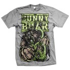 The Bunny The Bear - Science (Grey) [入荷予約商品]