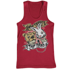 The Bunny The Bear - Soul (Red) (Tank Top) [入荷予約商品]
