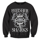 Feed Her To The Sharks - Take A Stand (Sweat) [入荷予約商品]