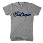 The Bad Chapter - Logo (Heather Grey) [入荷予約商品]