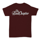 The Bad Chapter - Logo (Maroon) [入荷予約商品]