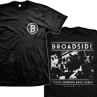 Broadside - Never Looking Back Again [入荷予約商品]