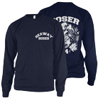 Seaway - Hoser (Navy) (Long Sleeve) [入荷予約商品]