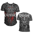Bullet For My Valentine - Demon (All Over Print) [入荷予約商品]