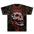 Bullet For My Valentine - Bloodskull (All Over Print) [入荷予約商品]