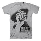 Green Day - Stencil (Grey) [入荷予約商品]