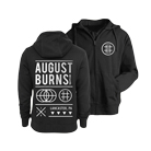 August Burns Red - Shapes (Zip Up Hoodie) [入荷予約商品]