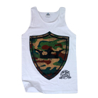 Capture the Crown - Camo Crest (Tank Top) [入荷予約商品]