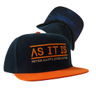 As It Is - Never Happy, Ever After (Blue) (Snapback) [入荷予約商品]