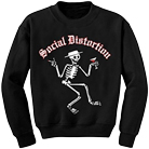 Social Distortion - Skeleton (Sweat) [入荷予約商品]