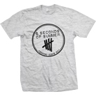 5 Seconds Of Summer - Derping Stamp (Heather Grey) [入荷予約商品]