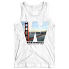 Worthwhile - Bay Area (Tank Top) [入荷予約商品]