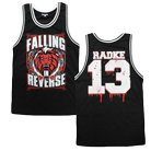 Falling In Reverse - Lion (Basketball Jersey) [入荷予約商品]