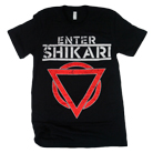 Enter Shikari - New Logo (Black) [入荷予約商品]