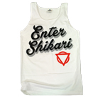 Enter Shikari - Cursive (Tank Top) [入荷予約商品]