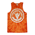 Tonight Alive - Hand (Orange Tie Dye) (Tank Top) [入荷予約商品]