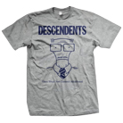 Descendents - Thou Shalt Not Commit Adulthood (Grey) [入荷予約商品]