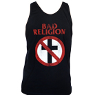 Bad Religion - Cross Buster (Tank Top) [入荷予約商品]