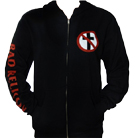 Bad Religion - Cross Buster (Zip Up Hoodie) [入荷予約商品]