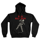 Bad Religion - The Dissent Of Man (Zip Up Hoodie) [入荷予約商品]