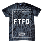 For the Fallen Dreams - Fight For Your Life (Spider Tie Dye) [入荷予約商品]